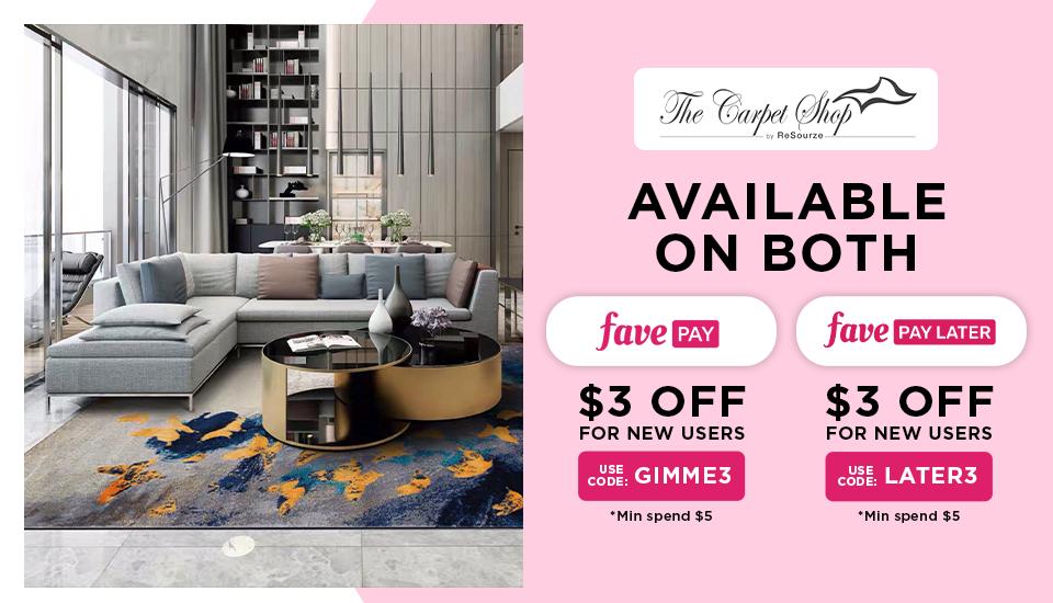 The Carpet Shop + Favepay